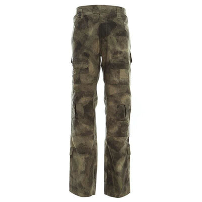 PANTALON TREILLIS FORCES ARMEES USA - Color 7 / S - PANTALON TREILLI