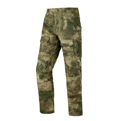 PANTALON TREILLIS FORCES ARMEES USA - Color 10 / S - PANTALON TREILLI
