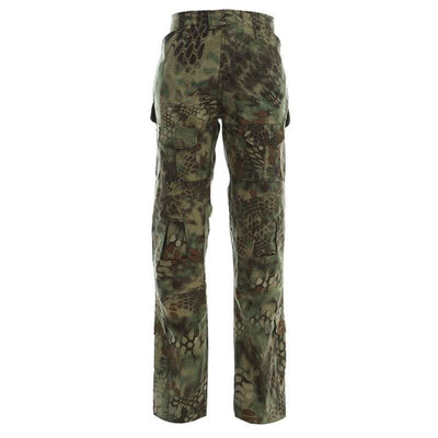PANTALON TREILLIS FORCES ARMEES USA - Color 4 / S - PANTALON TREILLI