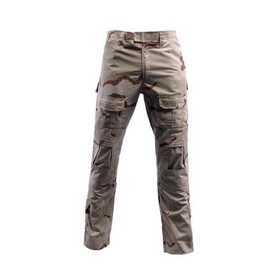 PANTALON TREILLIS FORCES ARMEES USA - Color 6 / S - PANTALON TREILLI