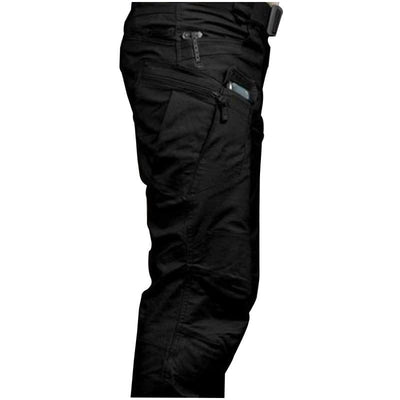 PANTALON TREILLIS MULTIPOCHES