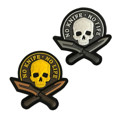 PATCH MILITAIRE - MORT IMMINENTE