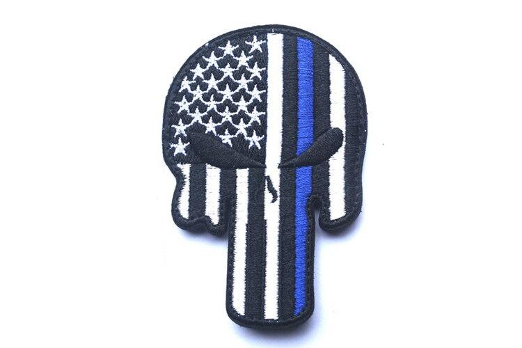 Patch velcro militaire