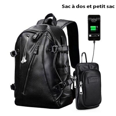 SAC WATERPROOF À COMPARTIMENTS MULTIPLES
