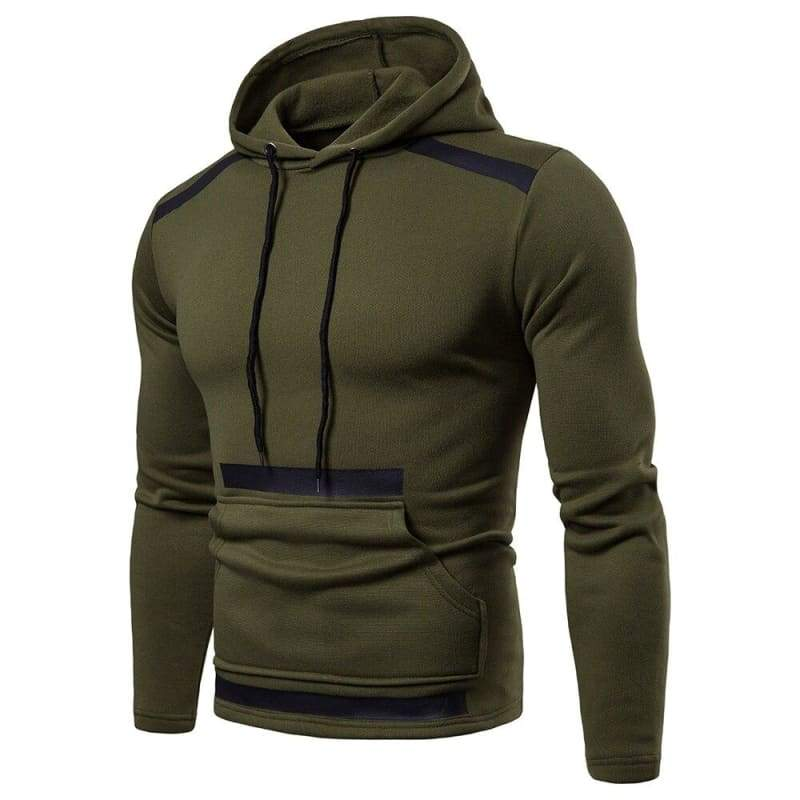 SWEAT MILITAIRE MOULANT