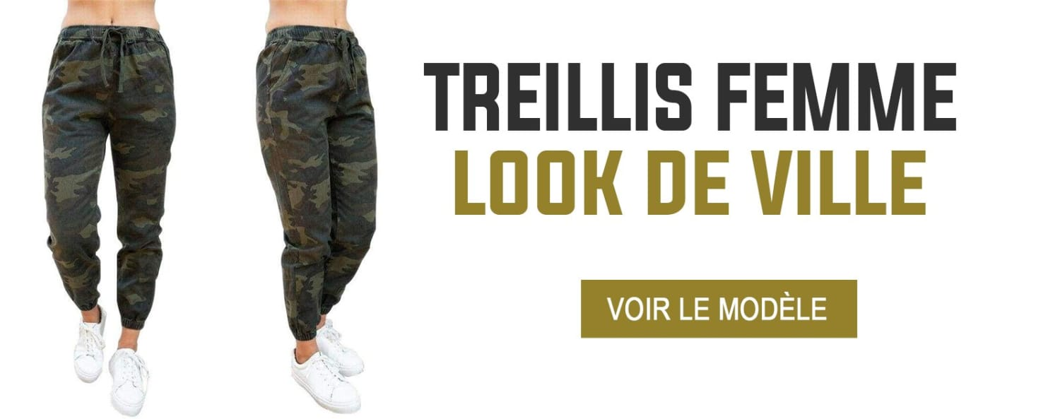 Comment adopter un style militaire ?