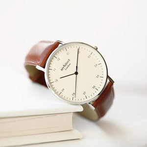 Engraved Men's Watch - Ideal Anniversary, Birthday or Christmas Gift