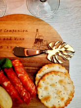 Load image into Gallery viewer, Personalised Chopping Board and Cork Screw