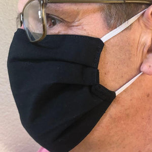Fabric Face Mask - Soft Ribbon