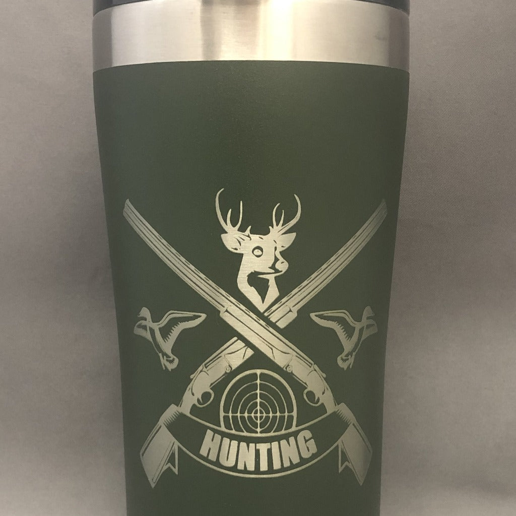 Hunting Tumbler, 20 oz polar
