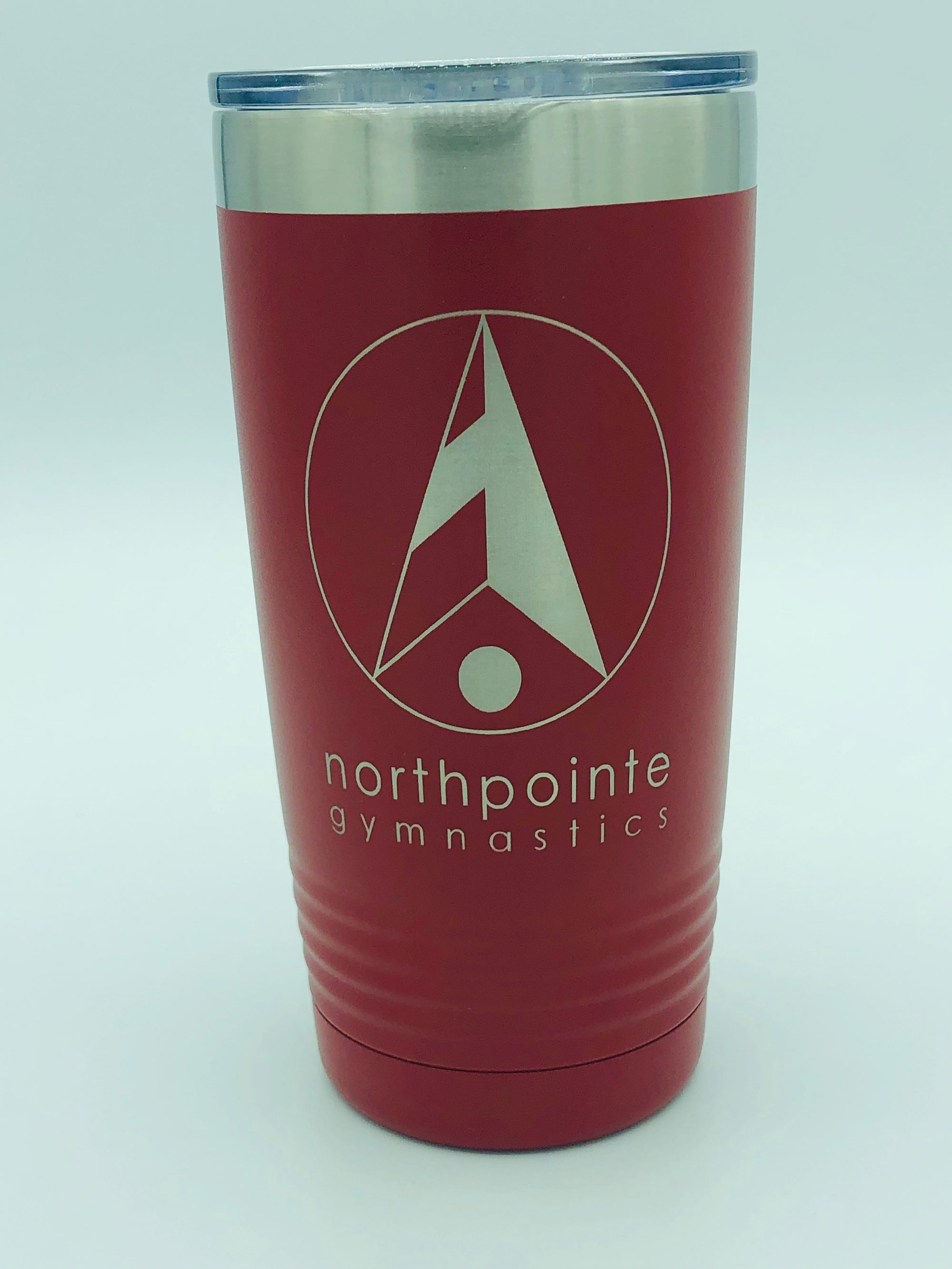 Northpointe Gymnastics, 20 oz polar