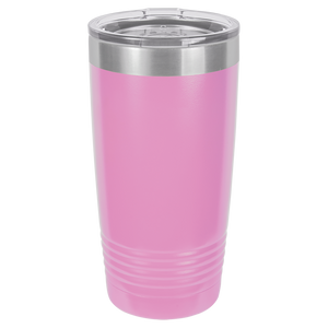 This is Probably Wine Tumbler, 20 oz polar