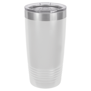 Oh Fish-ally retired Tumbler, 20 oz polar