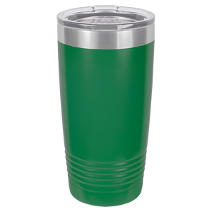 Wind Turbine Tumbler, 20 oz polar