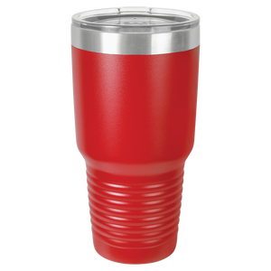 The Early Bird Can Have the Worm Tumbler, 30 oz polar