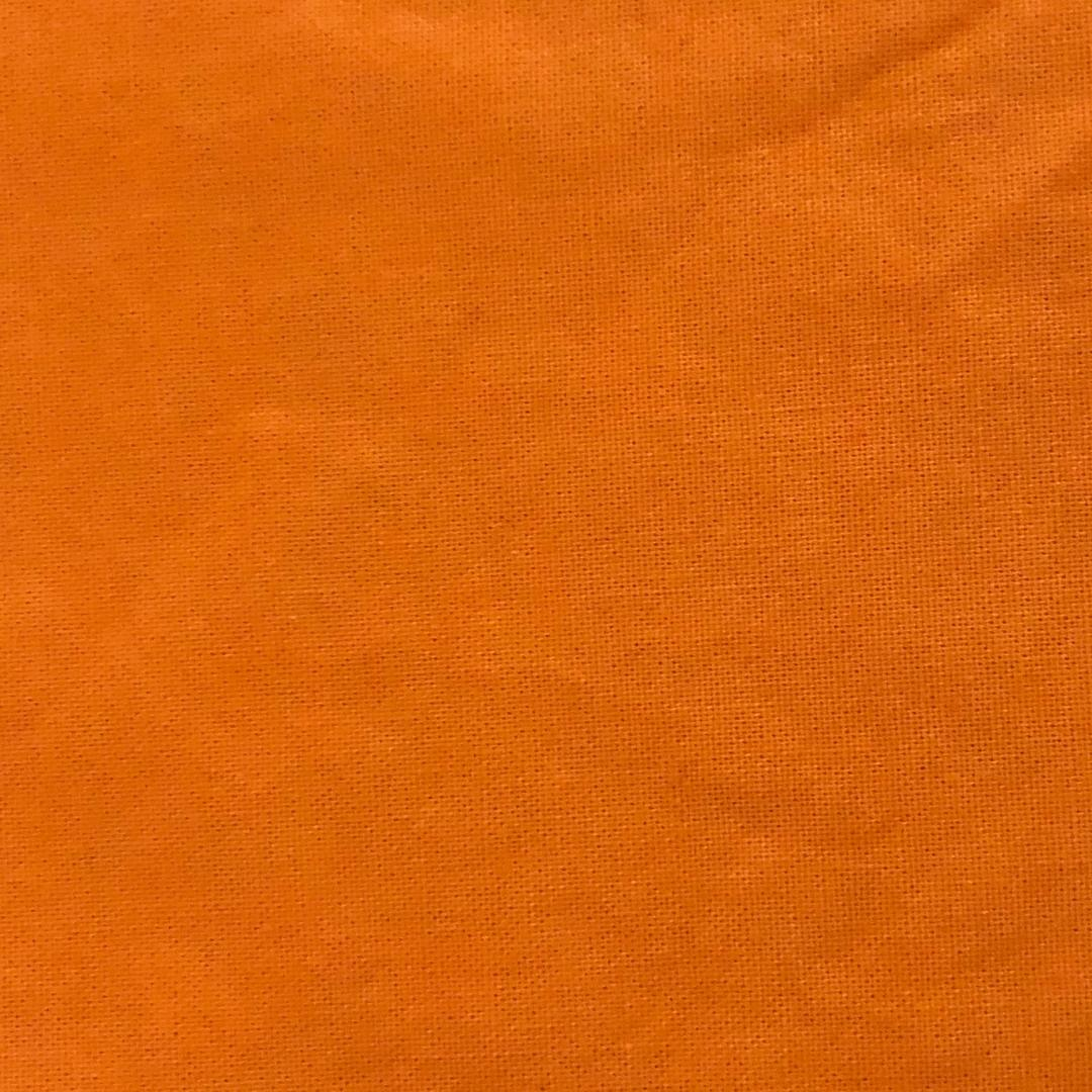 Fabric Face Mask - Orange