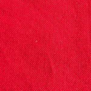 Fabric Face Mask - Red