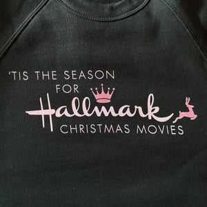 Hallmark Christmas Movie Emerald Crew Neck
