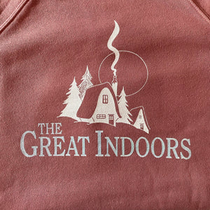 The Great Indoors Mauve Crew Neck