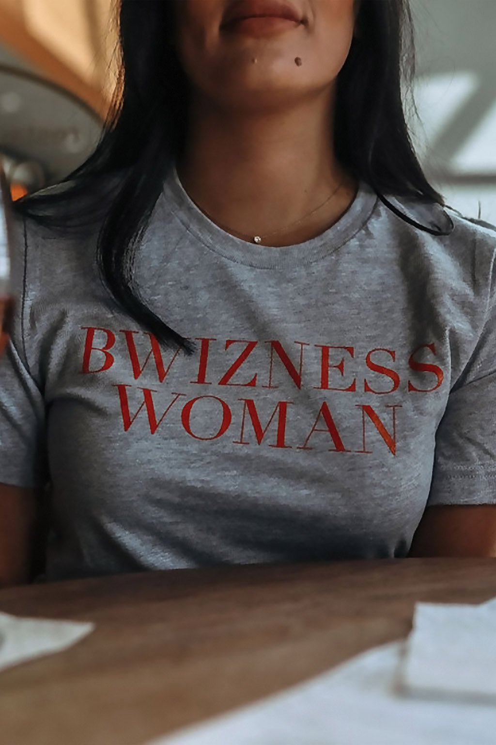 Bwizness Woman