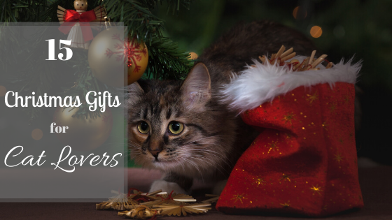 15 Christmas Gifts For Cat Lovers