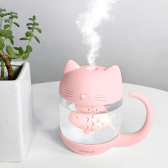 cat shaped humidifier
