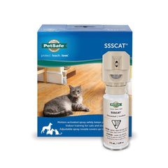 spray deterrent to keep cats off counters for cat owners