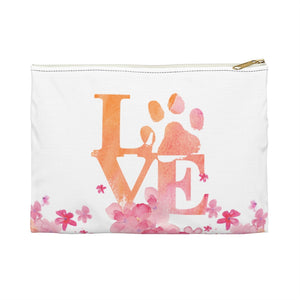 Cat Paw Love Pouch