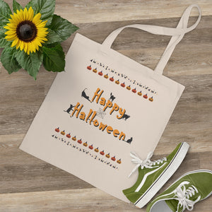 Black Cats Halloween Bag