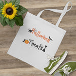 Halloween Treats Bag for Cat Lovers