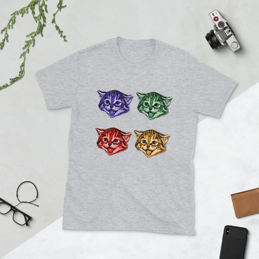 Four Cats T-shirt