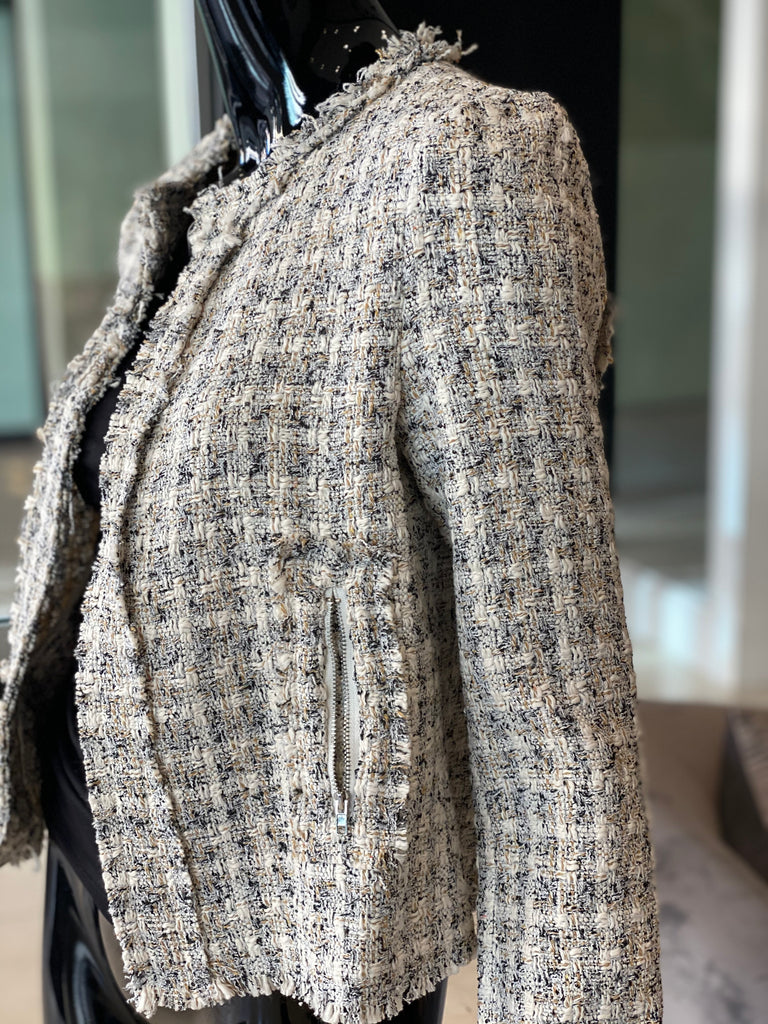 Roxanne Tweed Jacket