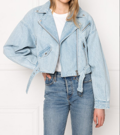 Lamarque Dylan Denim Jacket