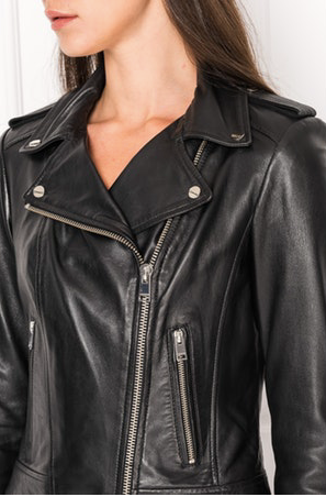 DONNA LAMARQUE Leather Jacket