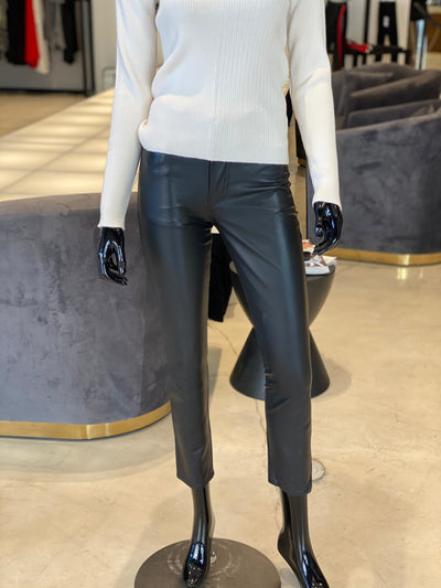 Kenna Leather Pant