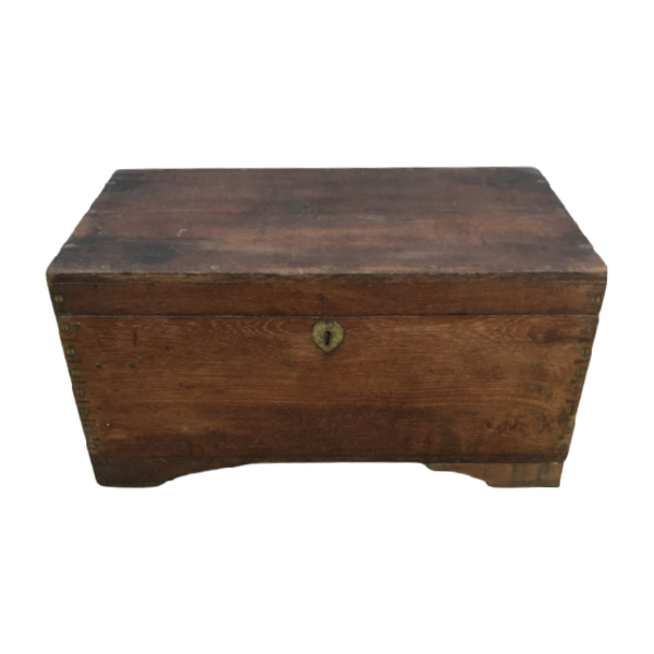 ANGLO-INDIAN CHEST | DESK JEWELLERY BOX
