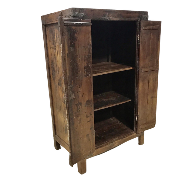 Vintage Indian Cupboard Cabinet (H141cm | W84cm)