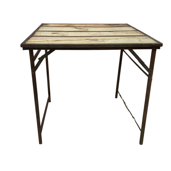 HIGH LEVEL FOLDING TRESTLE TABLE (W122CM | H122CM)