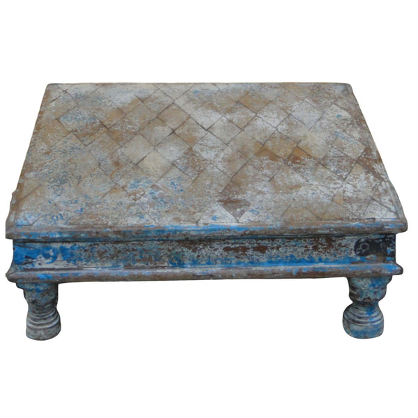 PAINTED BAJOT TABLE | 41340 WP