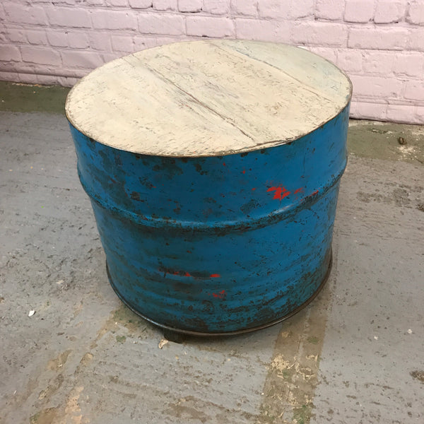 OIL DRUM TABLE | 43870 W