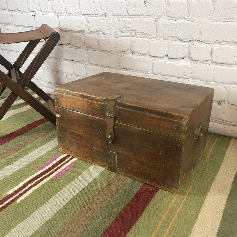 ANGLO INDIAN CHEST | DESK JEWELLERY BOX