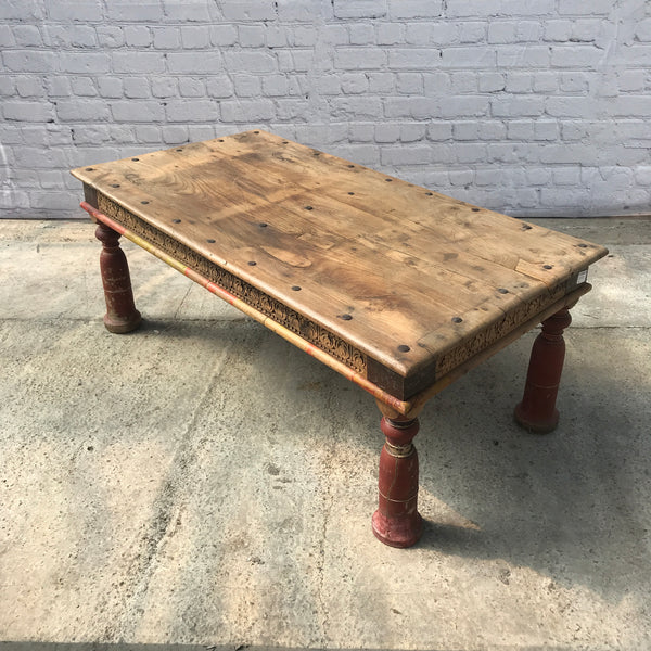 TEAK COFFEE TABLE | 44709 W