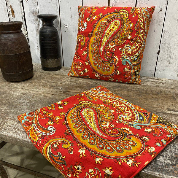 Decorative Cushion Cover by Bassetti, made in Italy 40cm x 40cm (Ex Showroom Display)