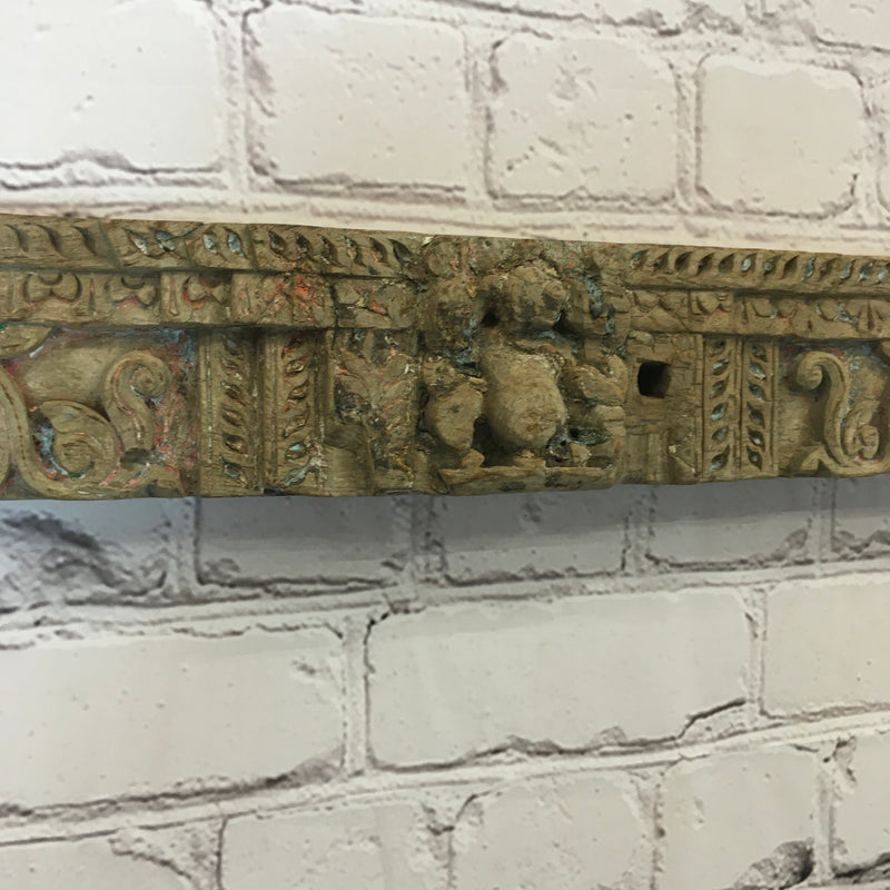 Decorative carved architectural panels