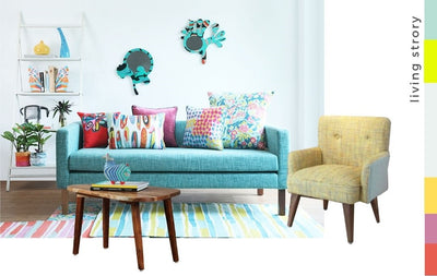 Tropical Modern - Furniture, Fabrics, and Furnishing