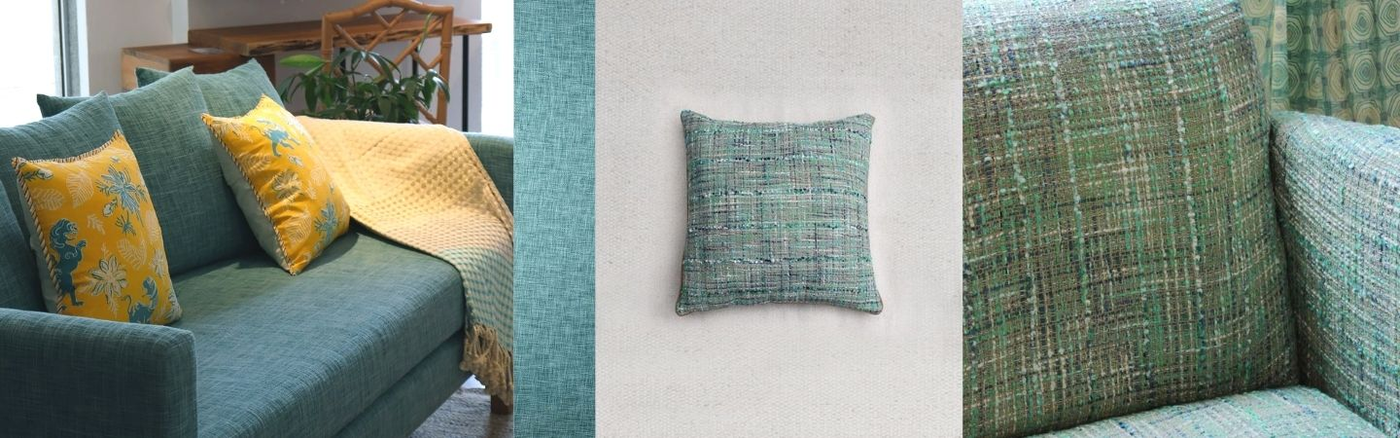 Textured and Tweed Cushions
