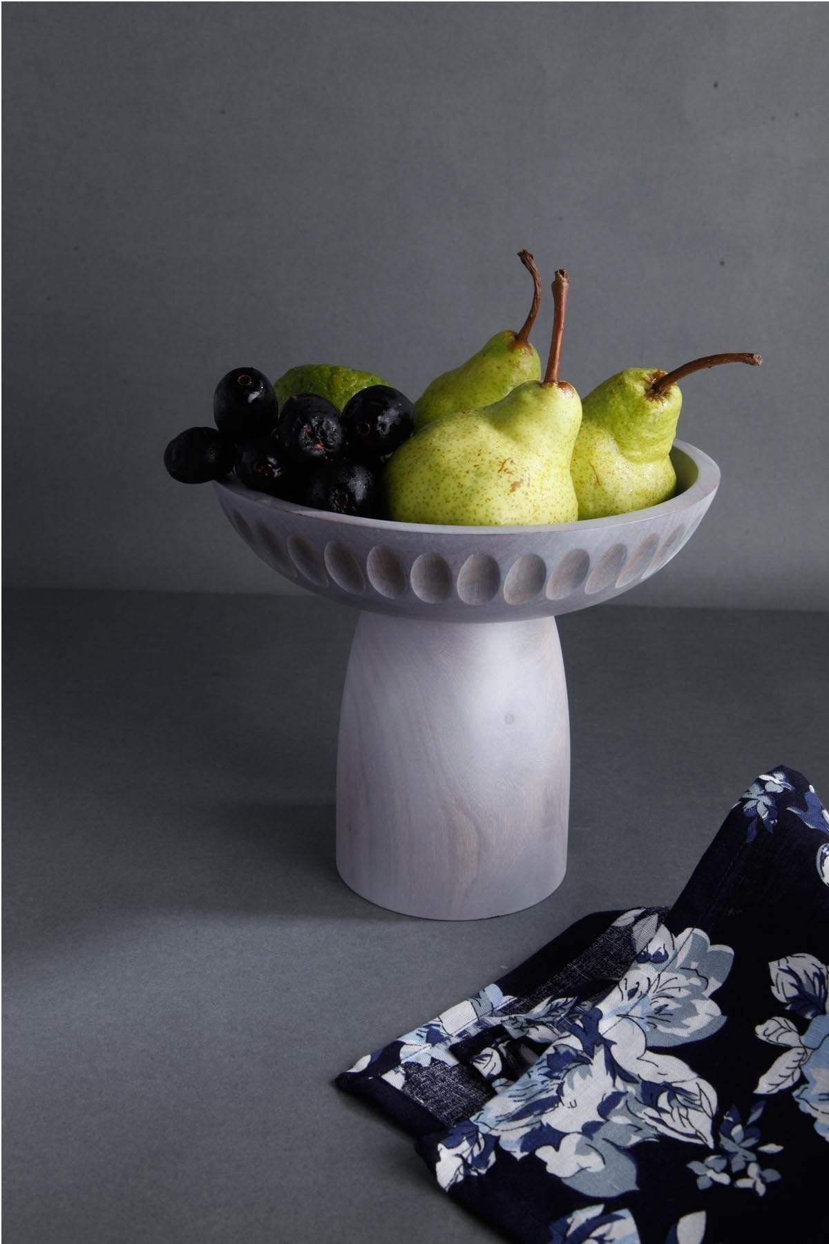 Wooden & Ceramic Cake Stand Online