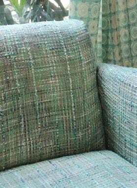 Woven Upholstery