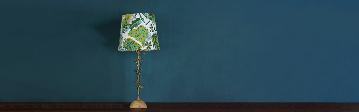Designer Lampshades Online for Living Room