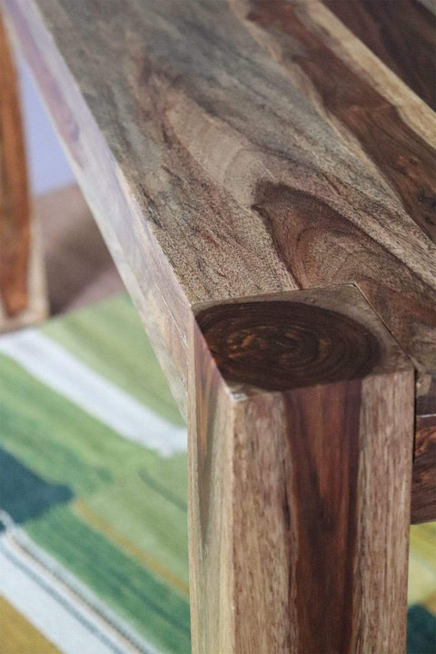 Block Dining Table (Natural)